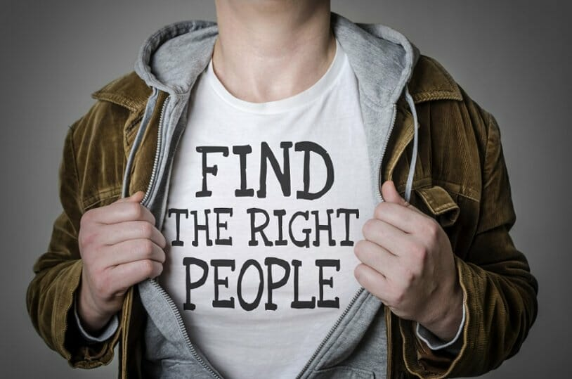 find the right people experts 1