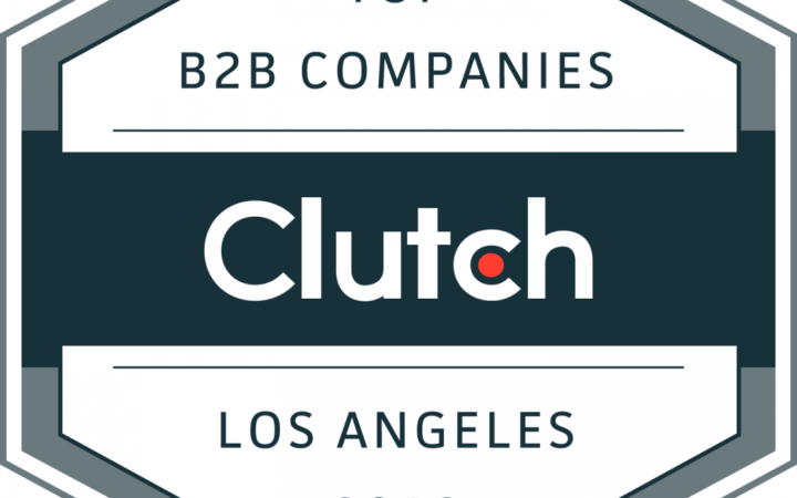 Top B2B Companies Los Angeles - Clutch 2019
