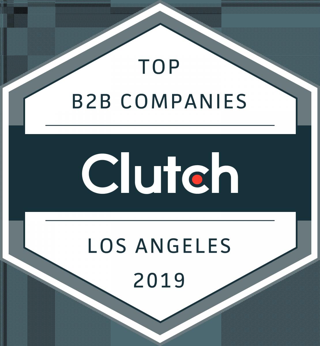 b2b companies losangeles 2019